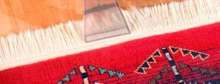delicate fringe cleaning