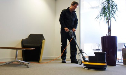 Steam Green Carpet Cleaning
